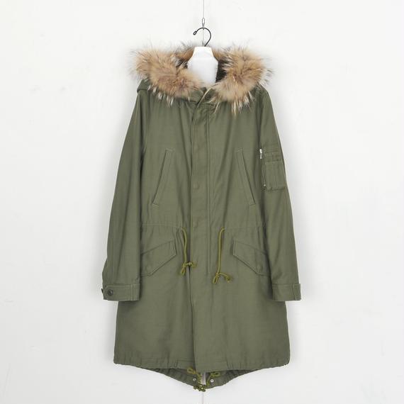 DISCOVERED M-3B Coat(KHAKI)
