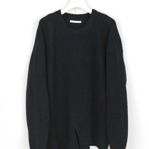 DISCOVERED R AND L KNIT