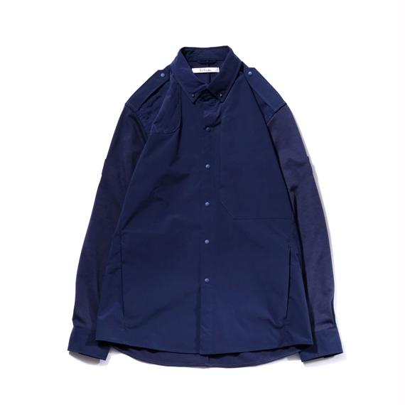 Dr.Franken Dr.Shirts BD Safari(Navy)