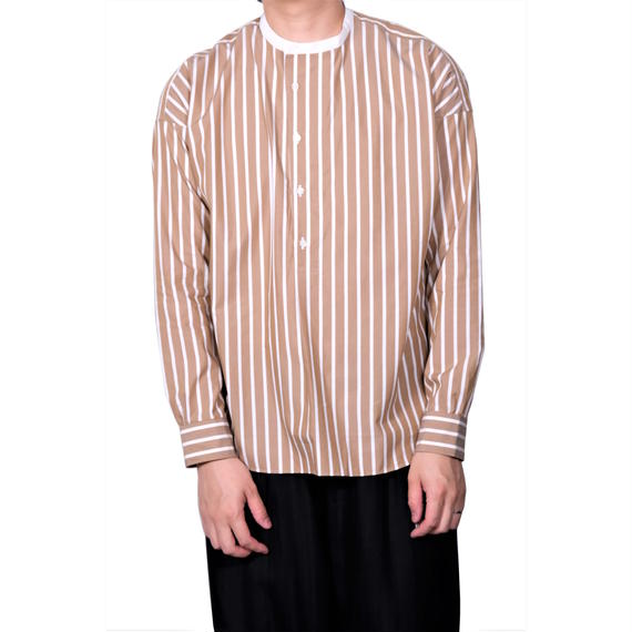 UNITUS Pullover Shirts(Beige)