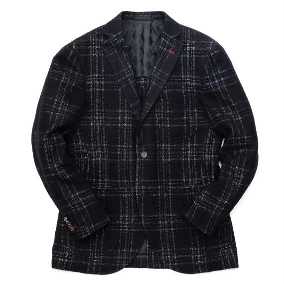 FEEL EASY ORIGINAL 二重織 ジャケット(Black)