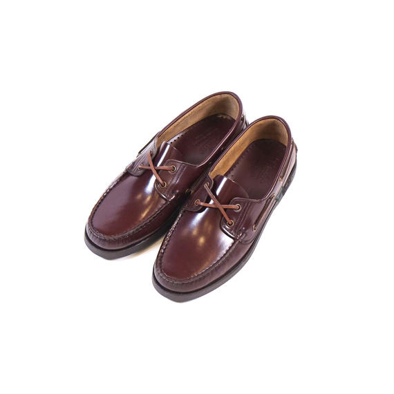 Paraboot BARTH Cuir Lisse Brillant(Bordeaux)