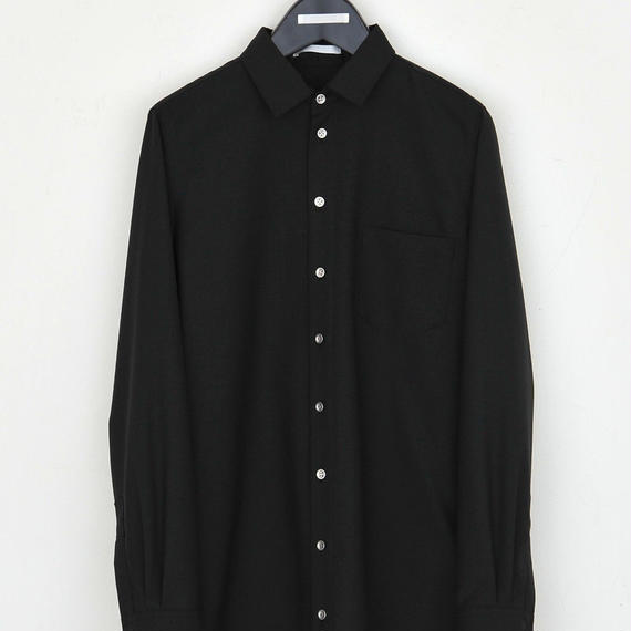 DISCOVERED BACK KNIT SHIRT