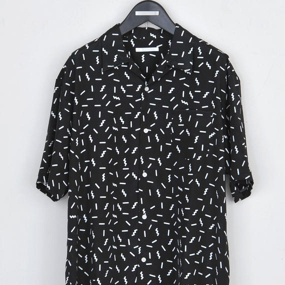 DISCOVERED PATTERN SHIRT
