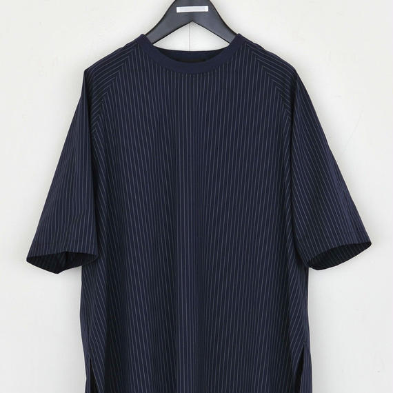 DISCOVERED STRIPE PULLOVER