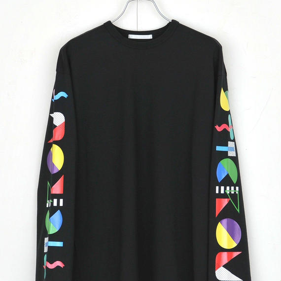 DISCOVERED STICK OUT LONG TEE