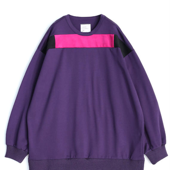 SHAREEF FLEECY FABRIC PULL-OVER
