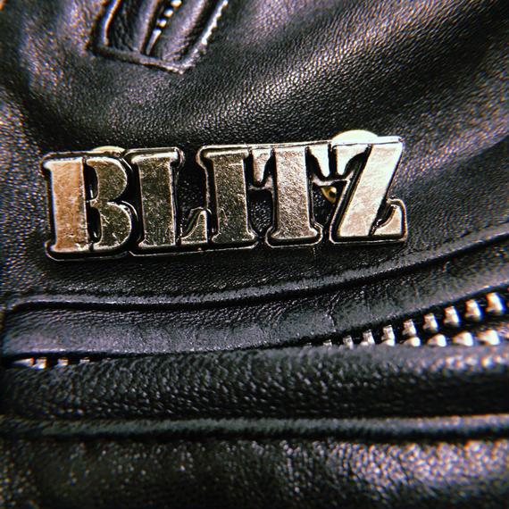 Blitz Metal Badge
