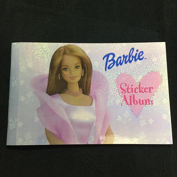 Barbie Sticker Album