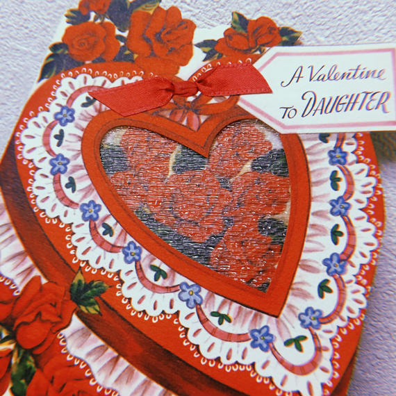 Deadstock Valentine Card