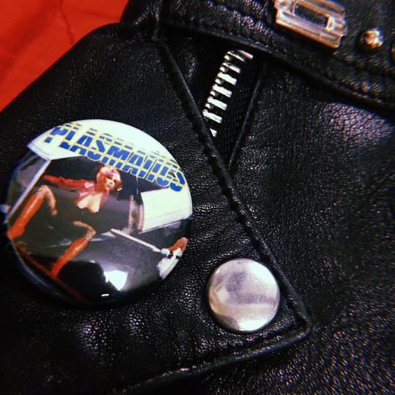 "Plasmatics1.5""Button"