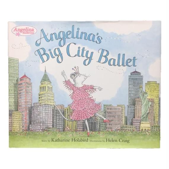 Angelina Big City Ballet