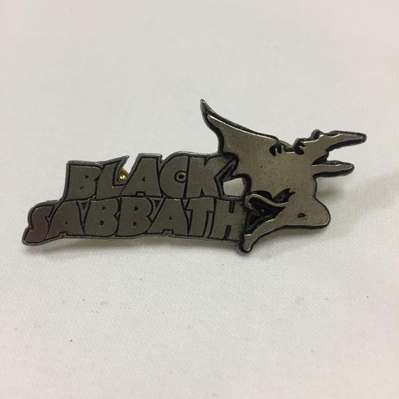 Black Sabbath  Metal Badge