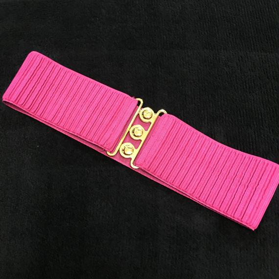 Belt  Pink