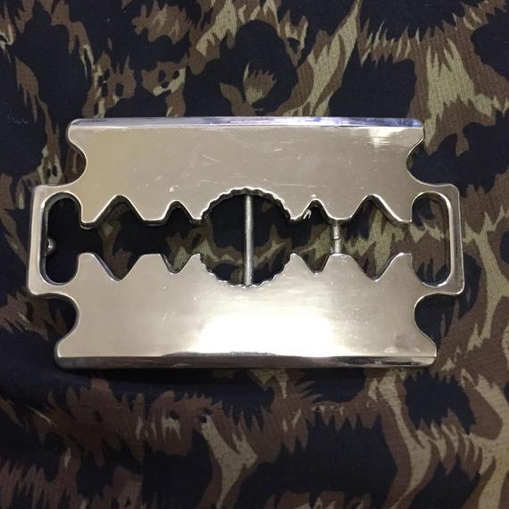 Razor Belt Buckle