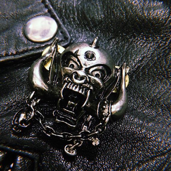 Motörhead Metal Badge -B