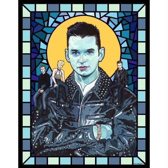 Matthew Lineham/Saint Dave Gahan (Depeche Mode)