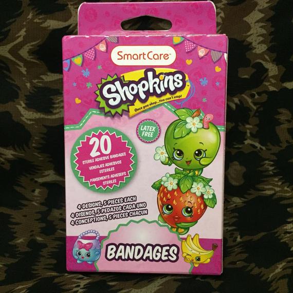 Shopkins Bandages