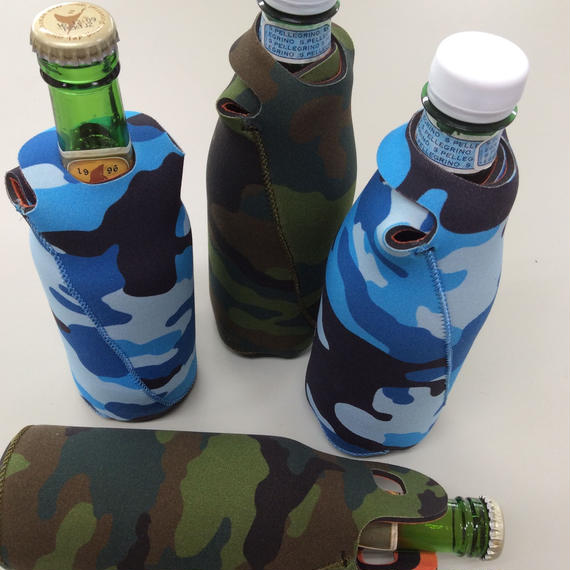 【送料無料】Ooba the multipurpose koozie  :Camo M size :  ペットボトルカバー缶クージー 缶 ホルダー  保冷缶ホルダー クージー 保冷ドリンククーラー