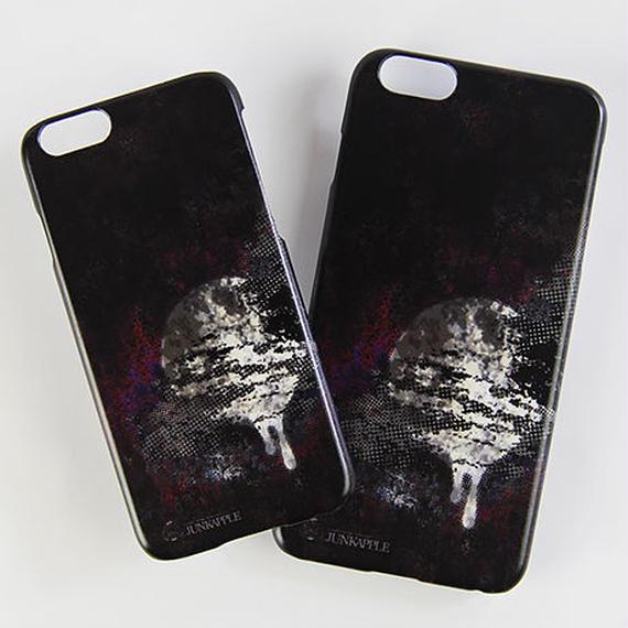 溶月図iPhoneケース