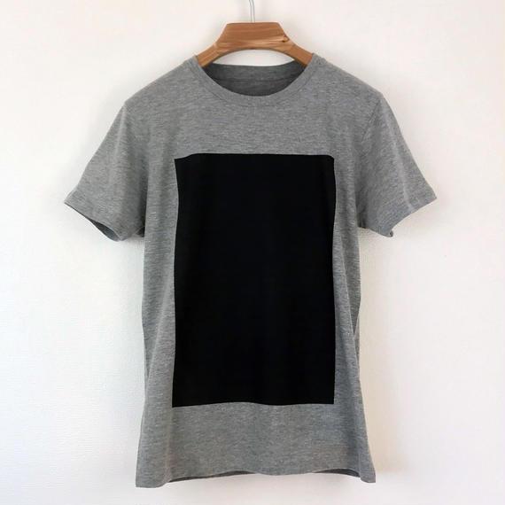 角図Tシャツ_鼠