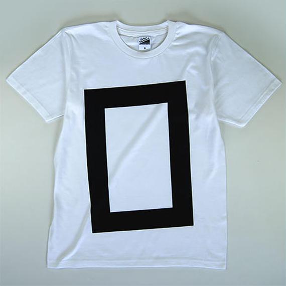 枠図Tシャツ