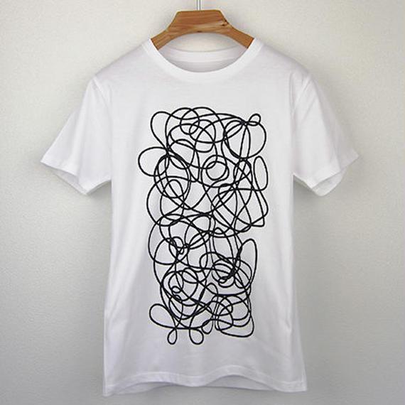 癇癪(かんしゃく)図Tシャツ