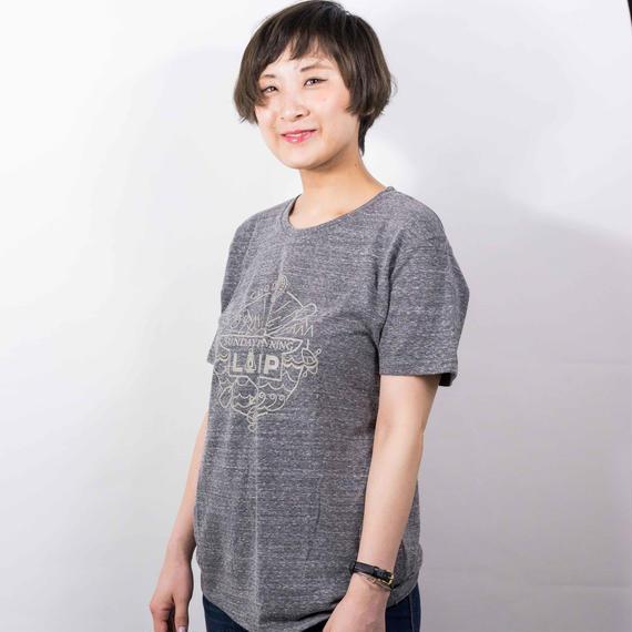 LAMP Tシャツ(チャコール)