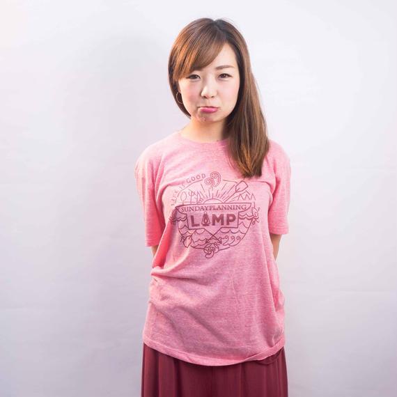 LAMP Tシャツ(オーセンティックレッド)