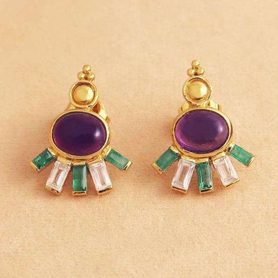 Amaterasu { Pierce } amethyst