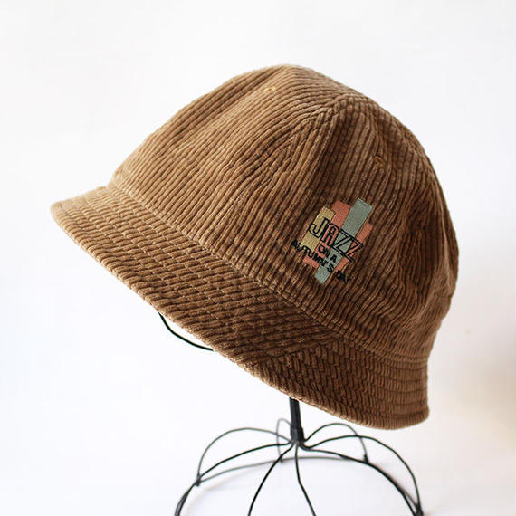 "NOROLL ""Autumn's Day"" Hat - brown"
