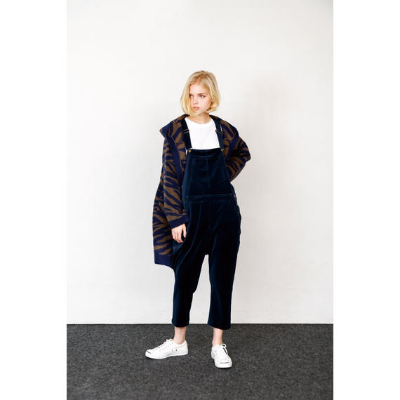 PA8AW-KT03 TIGER KNIT GOWN
