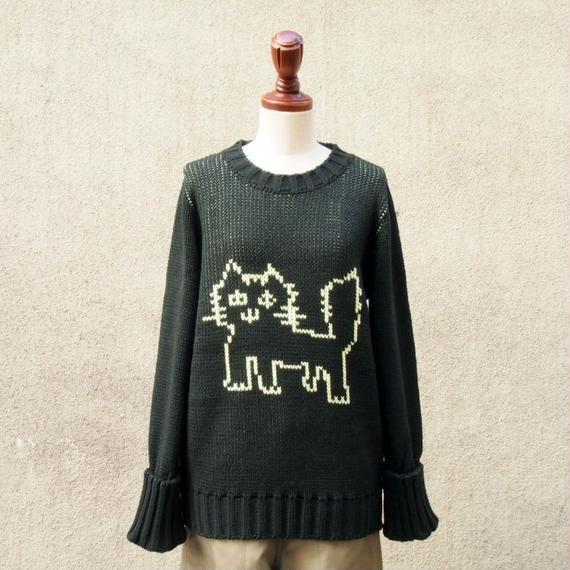 1404-07-102 'BITMAP KATE' Knit Top