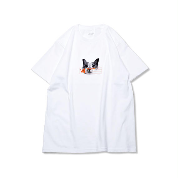 CA8AW-JE31 DONATION NUMBERING TEE - #4 POCHIMI