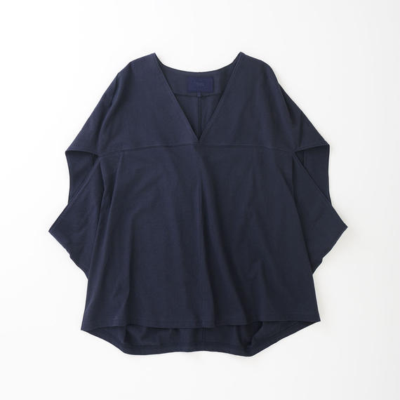 PA8SS-JE08 V-NECK JERSEY TOP