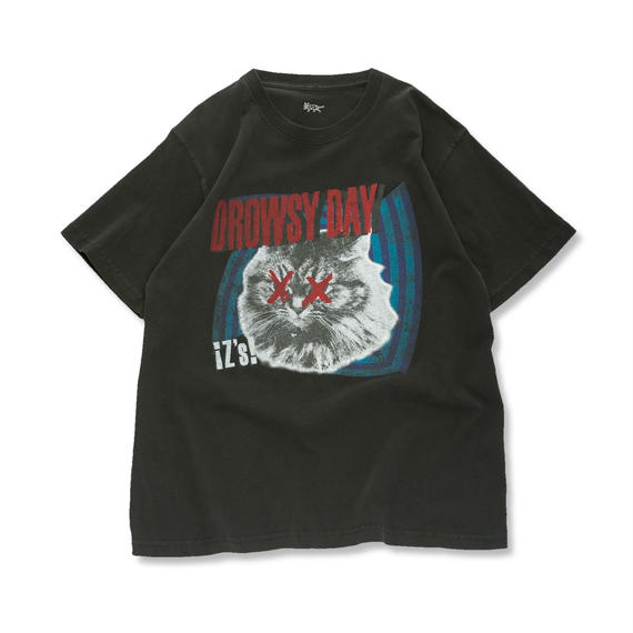 CA9SS-JE12 DISTRESSED KATE TEE DROWSY DAY