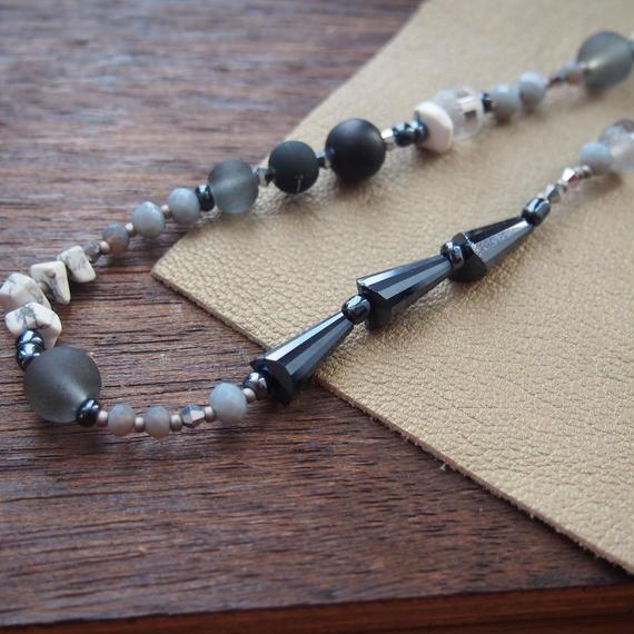 paraty beads necklace