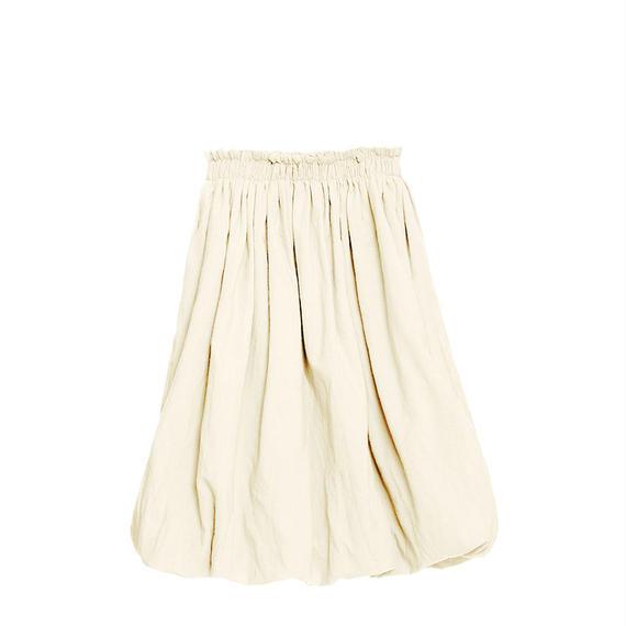 【 Little Creative Factory 18SS 】 Ballet Long Skirt / IVORY