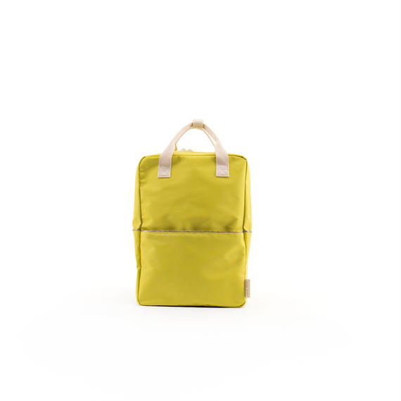 【 Sticky Lemon 】 BACKPACK / FRESH OCHER / size L