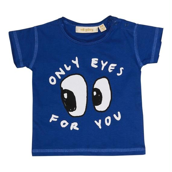 【 Soft Gallery 2018SS 】Baby Ashton T-shirt/ 274. Surf The Web, Eyes Only