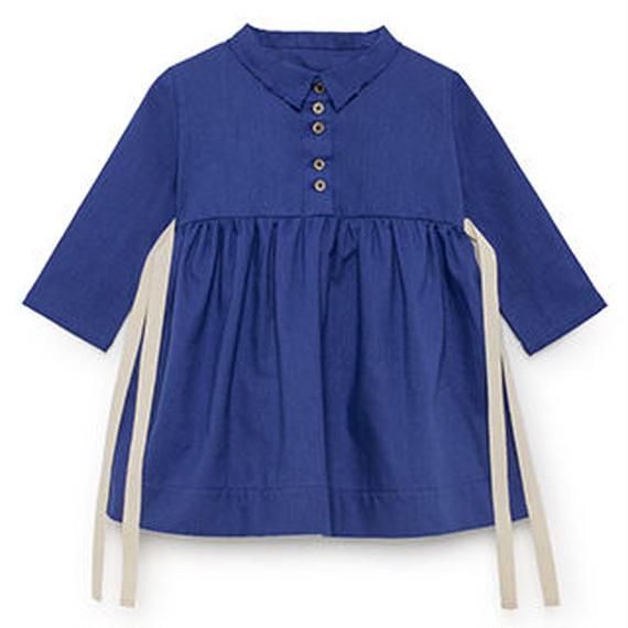 【 Little Creative Factory 2018AW】Baby Horizon Dress / BLUE