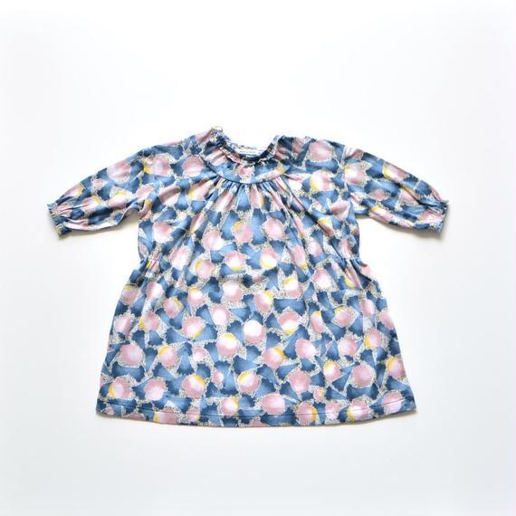 """【 ミナペルホネン 18AW 】WA8904P Ariel """"ワンピース"""" / pink / 110-140cm"""