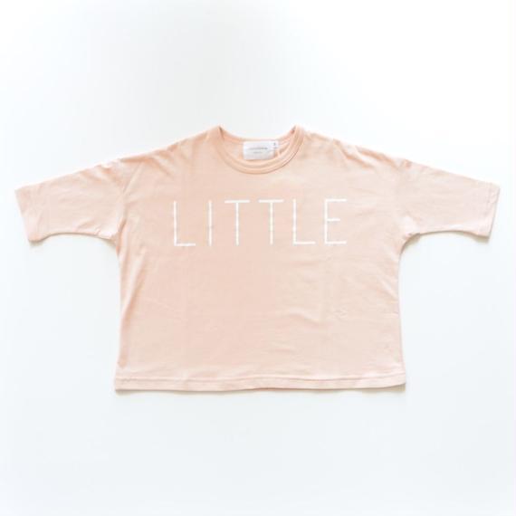 【 nunu forme 2018AW 】10-838-500A little T / Pink / レディースサイズ