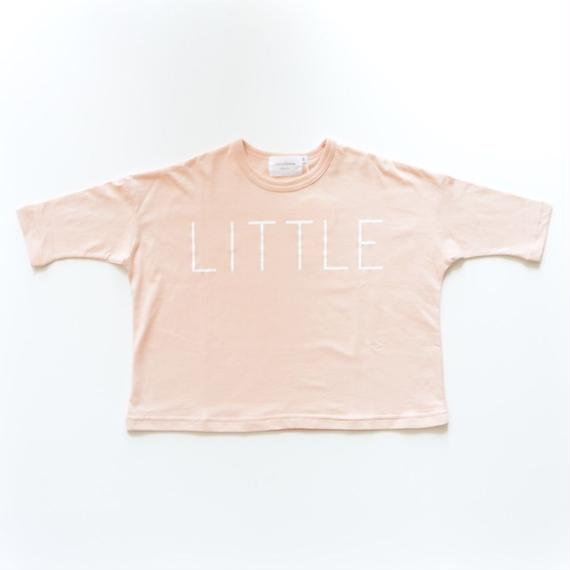 【 nunu forme 2018AW 】10-838-500 little T / Pink