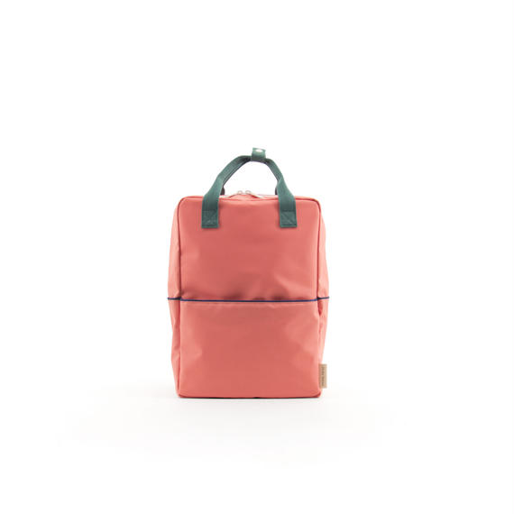 【 Sticky Lemon 】 BACKPACK / PEACHY PINK / size L