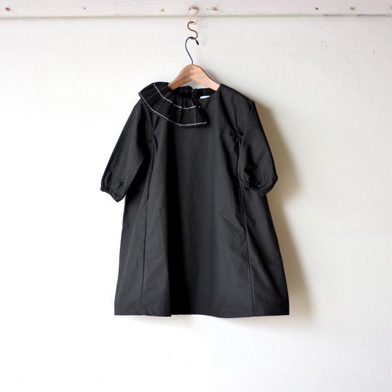 【 michiricoi 2018AW 】18AW-14 ワンピース / Black