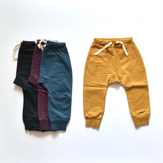 【 GRAY LABEL 2018AW】 Baggy Pants for BABY