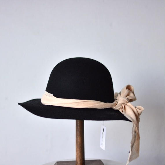 【Little Creative Factory 2017AW】094 Chloe's Chic Hat / Black
