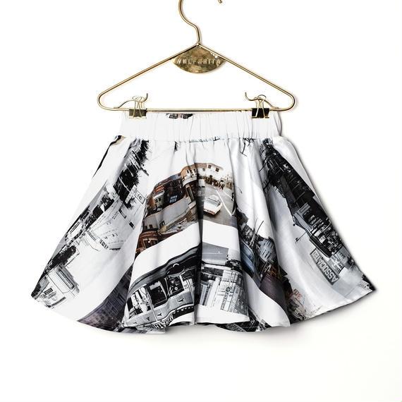 【 WOLF&RITA 2018SS 】CARLA - Skirt / ON THE ROAD