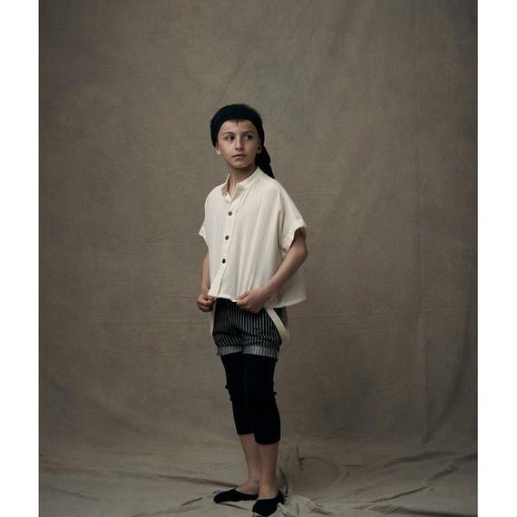 【 Little Creative Factory 18SS 】 Tap Shorts / BLACK